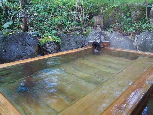 木船の湯 露天