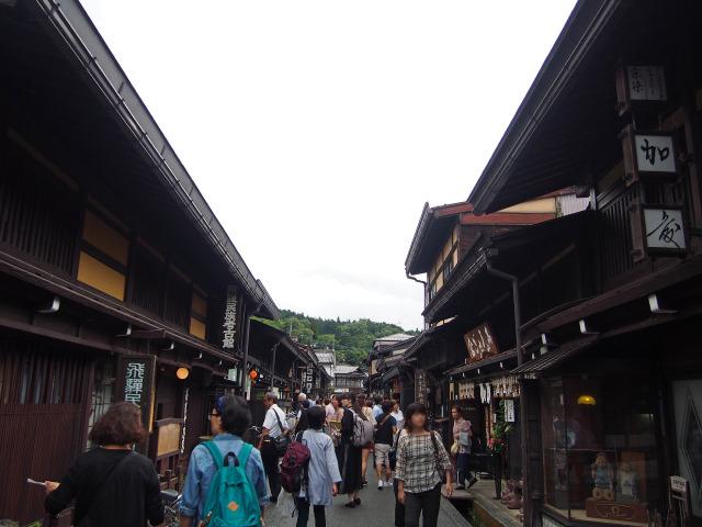 高山 古い町並み(5)