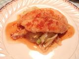 夕飯魚料理
