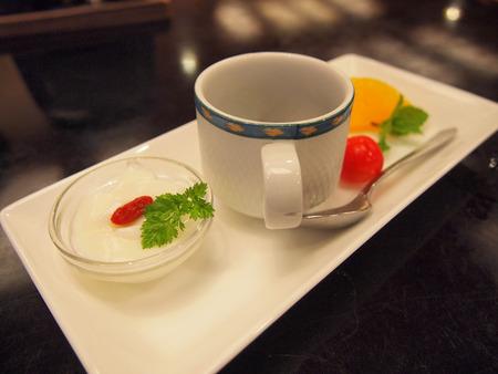 層雲閣 夕食(4)