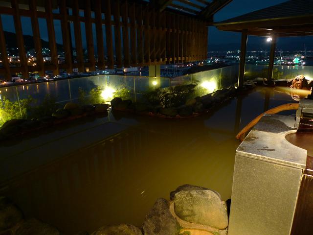 大浴場 夜(2)