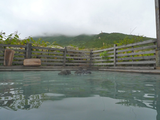 ニセコ五色温泉(2)