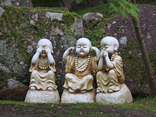 大聖院 不思議な仏像(3)