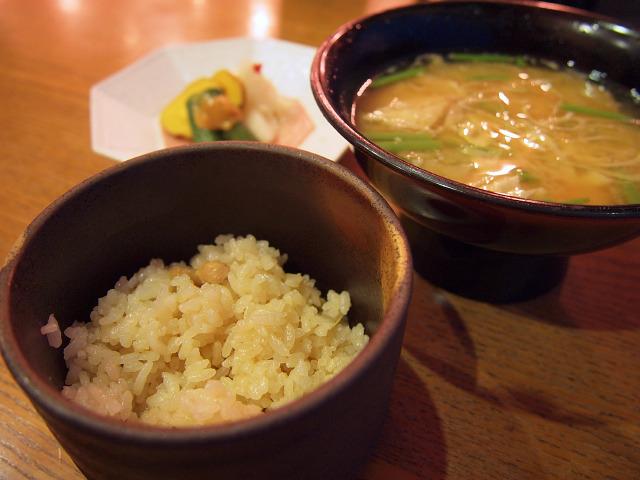 夕食(4)