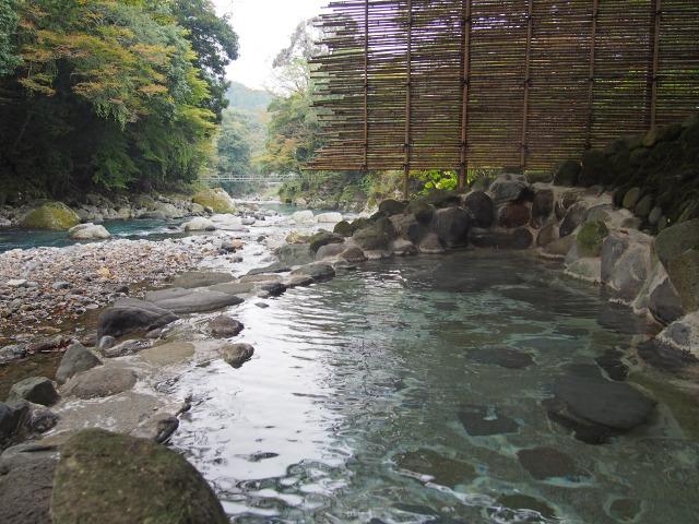 露天風呂(2)