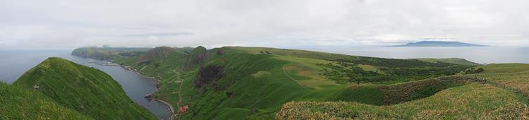 つばめ山から桃岩展望台コース