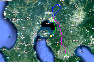 20121013 route