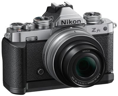 Nikon-Z-fc-retro-styled-APS-C