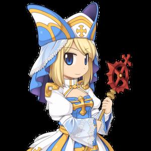 3聖職者の看護帽