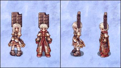 [衣装] 板チョコ