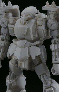 HGUC 1/144 AMX-101E シュツルム・ガルス