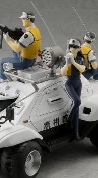 1/24 機動警察 パトレイバー劇場版 98式特型指揮車