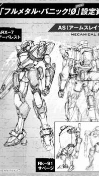 【Amazon.co.jp限定】フルメタル・パニック! 0 1-2巻セット キャラクター&メカ設定シート付