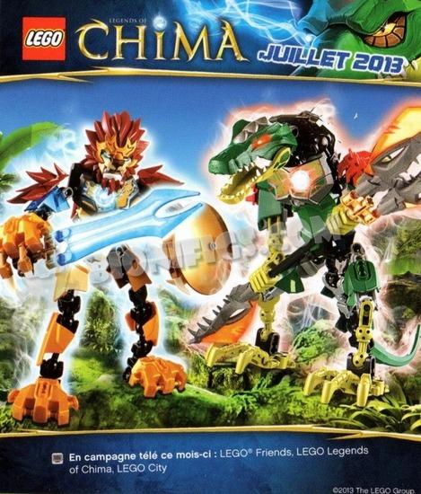 chima-herofactory