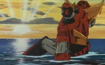 昭和のロボット好きかい?