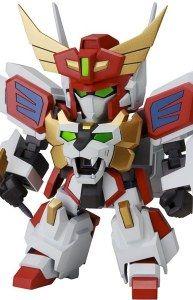 勇者エクスカイザー D-スタイル キングエクスカイザー (NONスケール プラモデル)