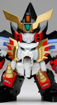 勇者王ガオガイガーFINAL D-スタイル スターガオガイガー with レプリギャレオン (NONスケール プラスチックキット)