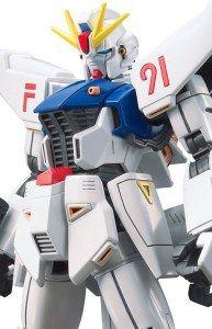 HGUC 1/144 ガンダムF91 (機動戦士ガンダムF91) 【オリジナルウェポンパーツA 特典付き】