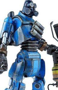 Team Fortress2 Robot Pyro Blue (1/6スケール ABS&PVC塗装済み可動フィギュア)