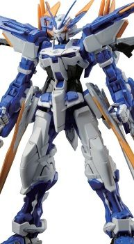 MG 1/100 MBF-P03D ガンダムアストレイ ブルーフレームD (機動戦士ガンダムSEED DESTINY ASTRAY B)