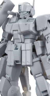 HGBF 1/144 ジム・スナイパーK9 (ガンダムビルドファイターズ)