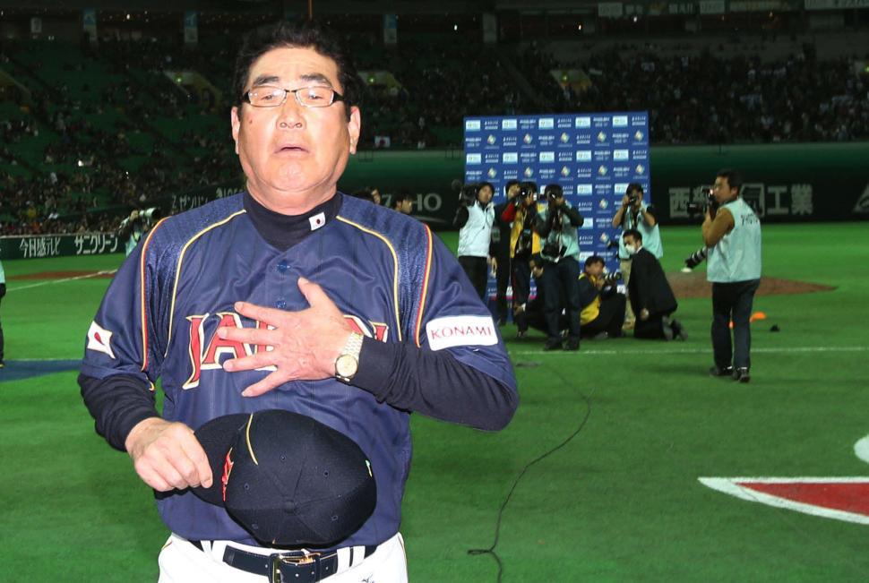 山本浩二監督ホッ 引用元: 【悲報】ピーコ、WBC終了後も代表監督続投へ 【悲報】浩二監督、続投