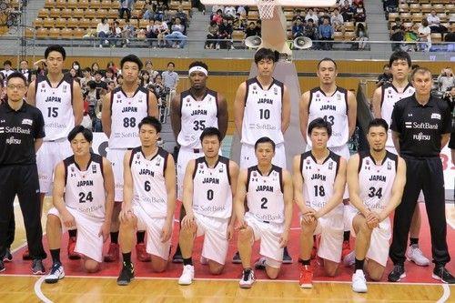 バスケ日本代表の未来、明るすぎる