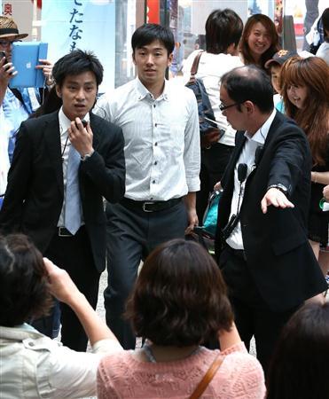 斎藤佑樹空港