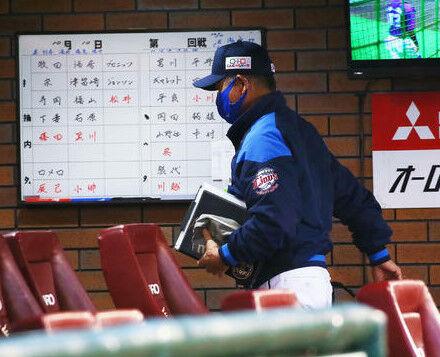 【悲報】西武辻監督、試合強行にお怒り「野球にならない」