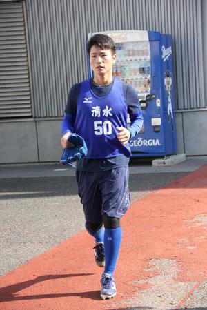 中日、甲子園優勝投手・ドラ4清水のアーム式フォームをいじらない