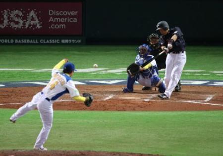 野球における右打者の有利な点