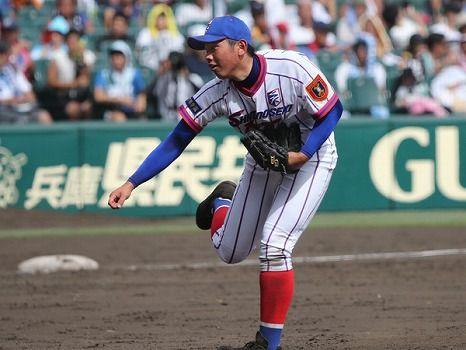 【高校野球】下関国際・鶴田くん、東京農業大に進学へ
