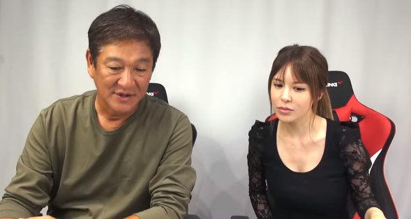【朗報】youtuber片岡篤史、女の子をアシスタントにつける