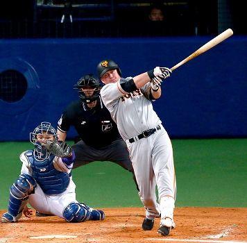 マギー(巨) 打率.307 4本 21打点 出塁率.378 OPS.878 得点圏.375 WAR1.4