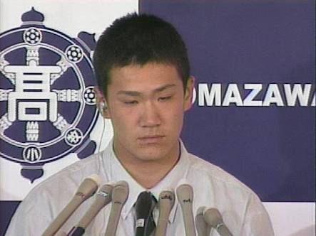 【悲報】楽天に1位指名された高卒選手たちの表情wwwww