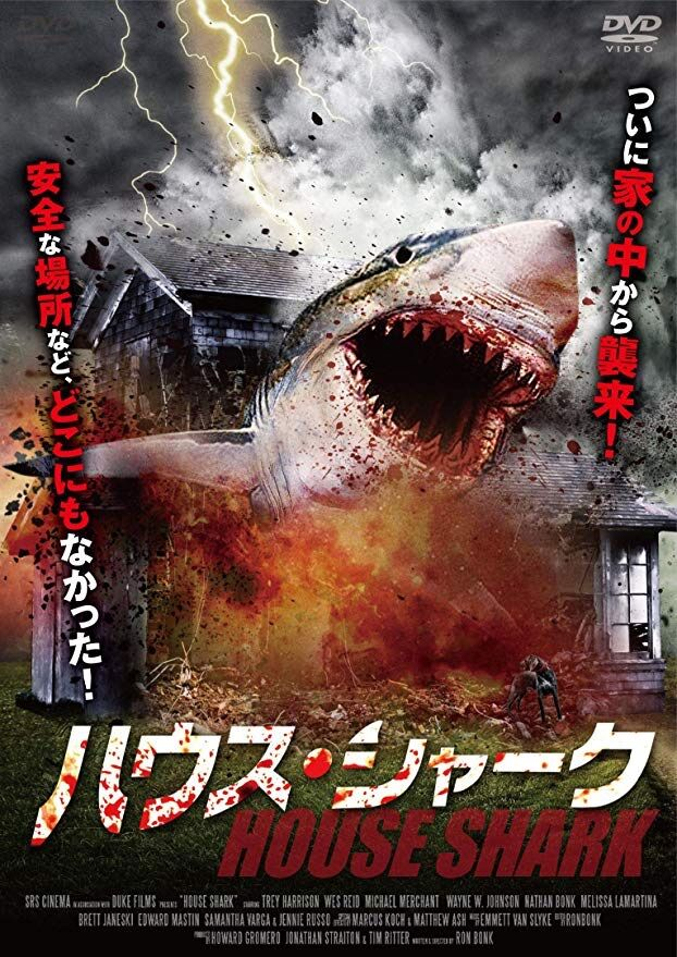 サメ映画、とうとうここまで来る