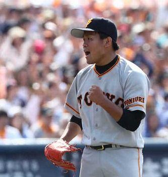 巨人田口麗斗(21)7試合 45回 4勝1敗 防御率1.60