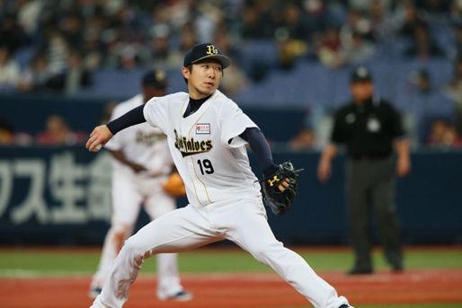 金子千尋(33) 3.56 12勝7敗 169.1回 5完投
