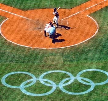 オリンピック野球