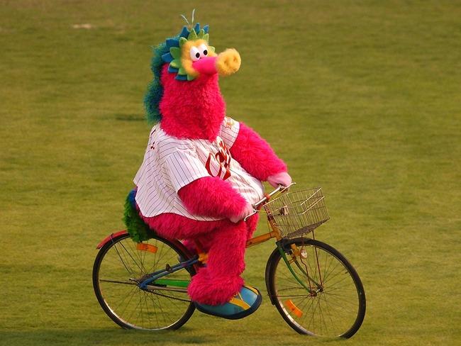 自転車スラィリー
