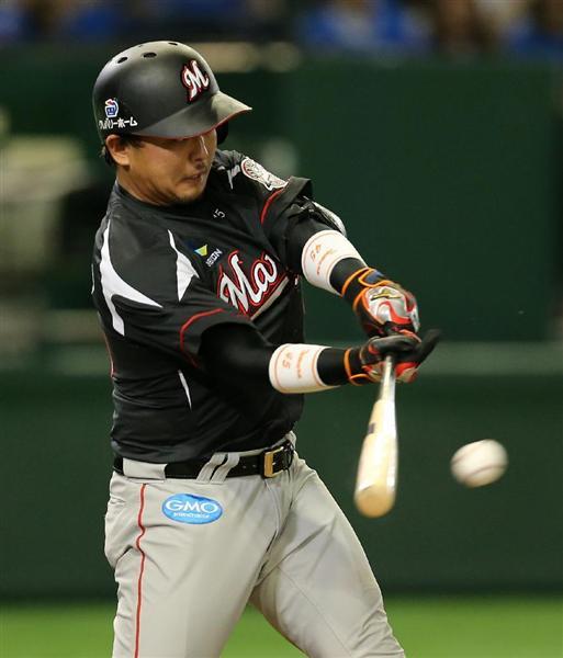 【悲報】ロッテ田村、ほぼ全試合出てるのに規定未到達
