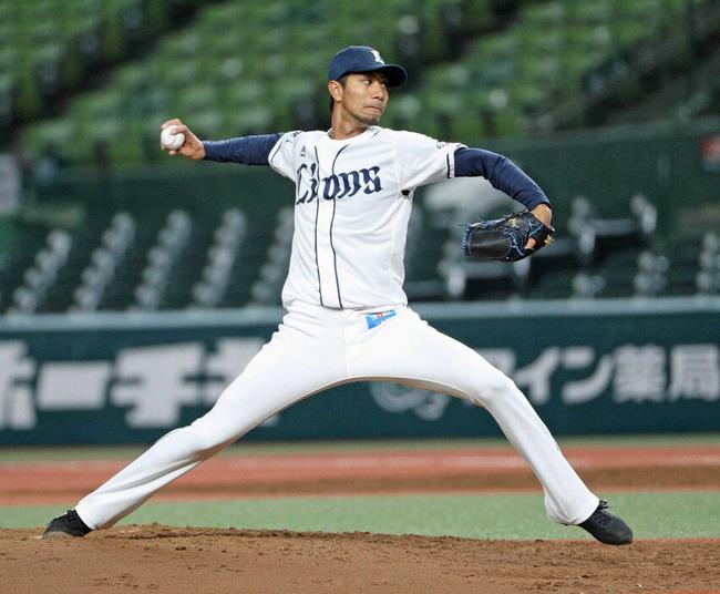 【佐藤】西武・相内誠さん反省する「今後、同じ過ちを犯さないよう行動してまいります」