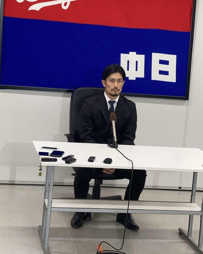 【中日】祖父江は年俸7000万円で一発サインwwwwwwww