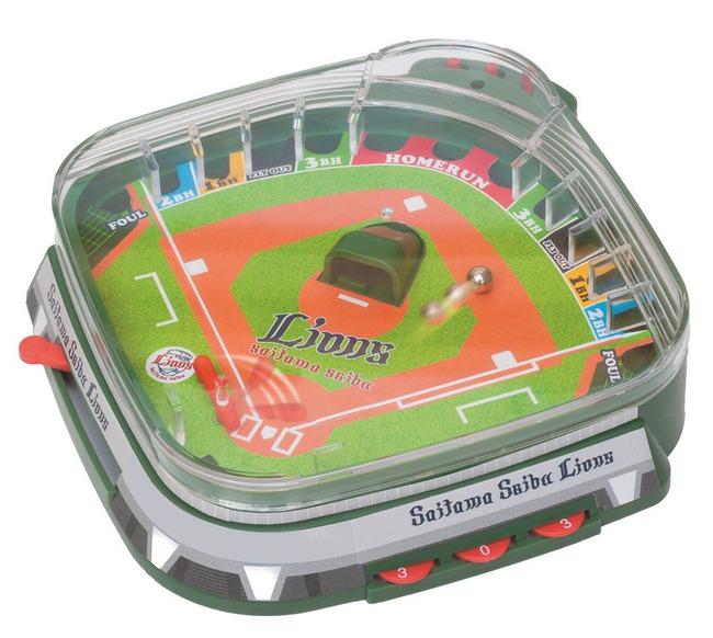 【朗報】西武ライオンズ、小学生以下に野球盤を配布
