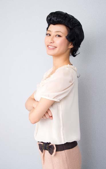 女枡田絵理奈リーゼント髪型三浦大輔