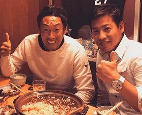 牧田&平野「みなさん僕らもメジャー挑戦するの知ってますか?」