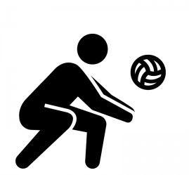 運動音痴「体育で一番辛かったのはバレーボール」←これ