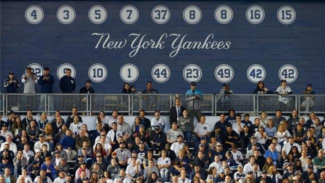 ニューヨーク・ヤンキースの永久欠番wwwwwwww
