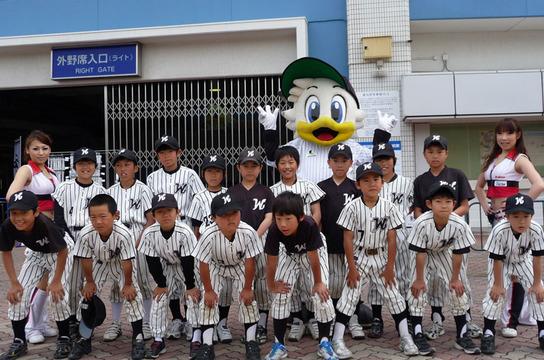 ロッテ 夏休みに小学生2万人招待 「ちば夢チャレンジ」4年連続開催