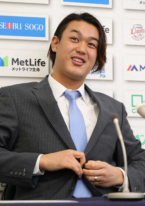 西武・高橋光成さん、弱いプロレスラーみたいになってしまう